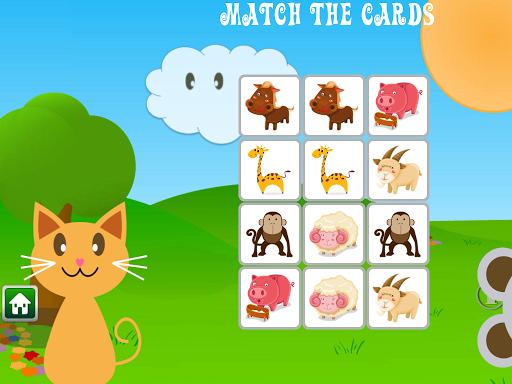 QCat  Animal 8 in 1 Games (Free) 2.5.5 screenshots 11