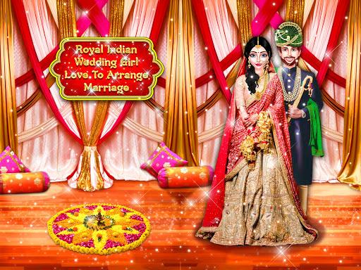 Royal Indian Wedding Love with Arrange Marriage 1.3 screenshots 1