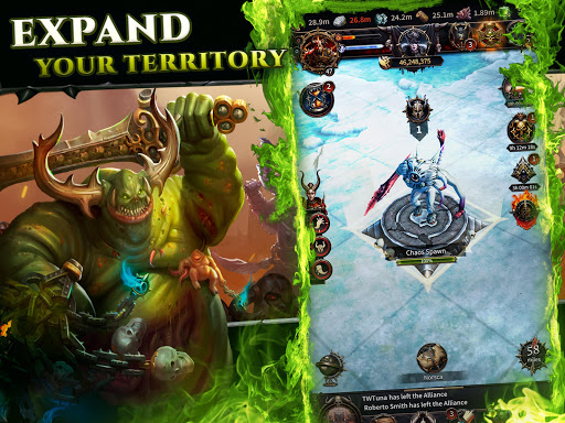Warhammer: Chaos & Conquest - Real Time Strategy 1.20.90 screenshots 15