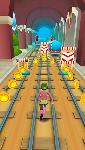 Subway Princess Surf - Endless Run 2.0.2 screenshots 2