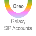 Galaxy SIP Accounts