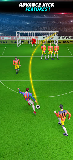 Football Kicks Strike Score: Soccer Games Hero  screenshots 14