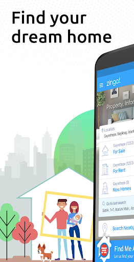 Zingat: Property Search Turkey - Sale & Rent Homes  Screenshots 1