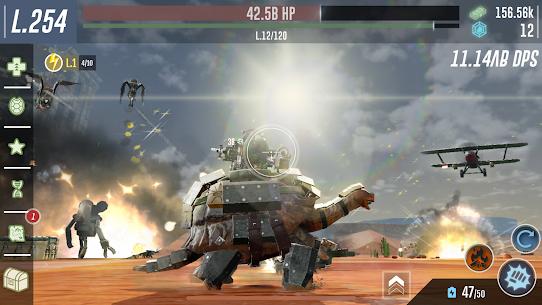War Tortoise 2 Mod Apk , War Tortoise 2 Mod Apk Unlimited Money 5