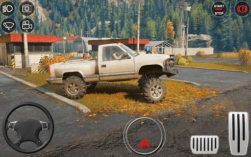 Offroad jeep Simulator -New Mud Runner Game 1 screenshots 6