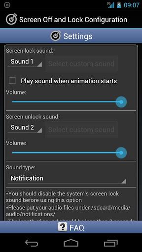Screen Off and Lock 1.17.4 Screenshots 5
