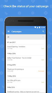 Zoho Campaigns – Email Marketing 5