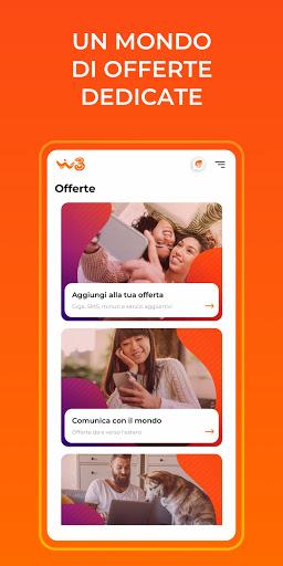 WINDTRE 8.7.1 Screenshots 3