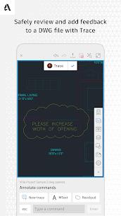 AutoCAD Premium – DWG Viewer & Editor MOD APK 4