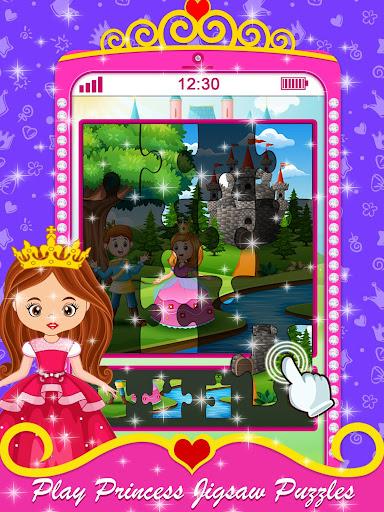 Baby Princess Phone - Princess Baby Phone Games 1.0.3 Screenshots 4