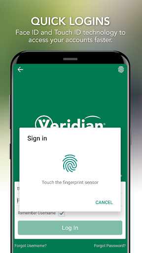 Veridian Credit Union Mobile Banking android2mod screenshots 4