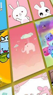 Kawaii Wallpaper, Cool, Cute Backgrounds: Cutely 6.0 Screenshots 2