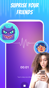 Funny Voice Changer – Free Voice Changer (Pro) 4