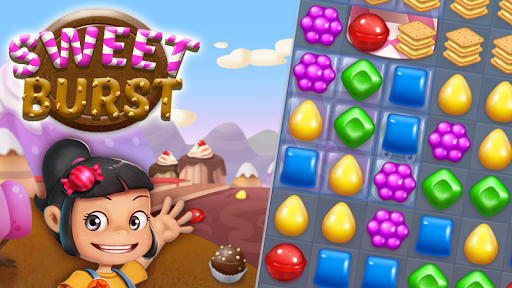 Candy Sweet Story: Candy Match 3 Puzzle  screenshots 14