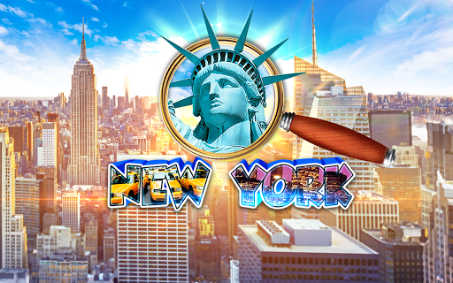 Hidden Objects New York City Puzzle Object Game  screenshots 1