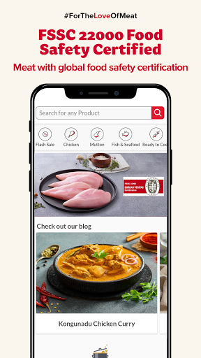 Licious - Fresh Fish, Chicken & Meat Home Delivery  screenshots 2