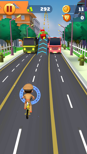 Little Singham Cycle Race 1.1.173 screenshots 5