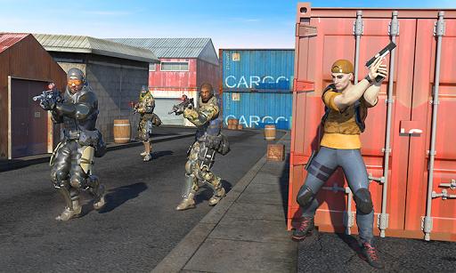 Sniper Game Of Commando Strike screenshots 1
