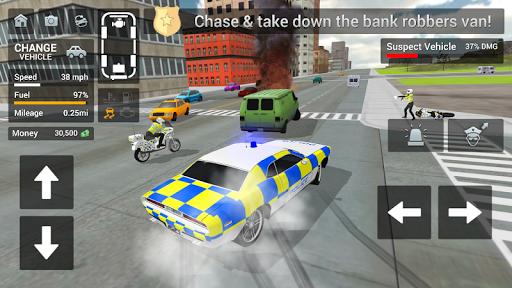 Police Car Driving - Motorbike Riding 1.32 screenshots 16