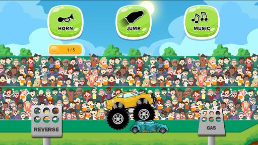 Monster Truck Game for Kids 2.8.4 screenshots 1