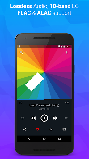 doubleTwist Music & Podcast Player with Sync screenshots 2