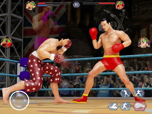 Tag Team Boxing Game: Kickboxing Fighting Games 2.9 Pc-softi 8