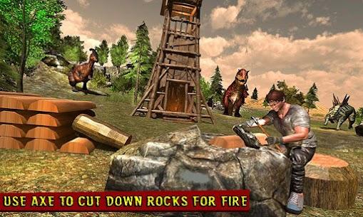 Dinosaur Island : Survivor Escape Mission Hack & Cheats Online 2