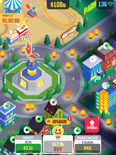 Idle Light City 2.6.4 screenshots 9