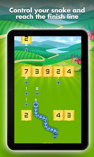 Snake Breakout: Collect Blocks Farm Builder Games