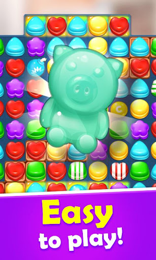 Sweet Candy Mania - Free Match 3 Puzzle Game screenshots 4