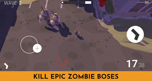 Code Triche Zombie Survival Battle: Apocalypse Tsunami (Astuce) APK MOD screenshots 2