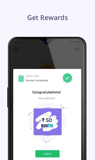 Crownit: Fill Surveys & Earn Exciting Rewards android2mod screenshots 4