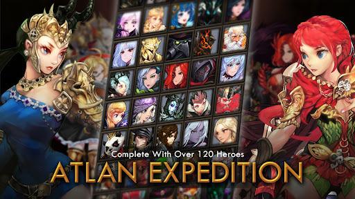 Heroes of Atlan screenshots 5