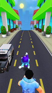 Blueyy Runner : Try Not To Lose ! [Mod Version] 2
