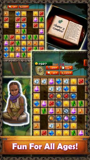 Gem Quest - New Jewel Match 3 Game of 2021 1.1.9 screenshots 4