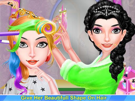Princess Spa And Prom Spa Salon Game 1.0.1 screenshots 1
