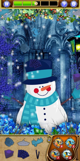 Hidden Object - Winter Wonderland apkmr screenshots 4