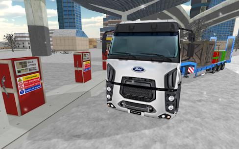 Euro Truck Driving Simulator Pro 4