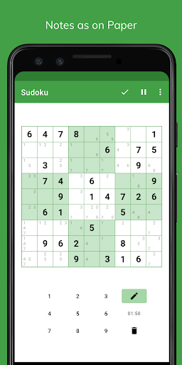 Sudoku - Free & Offline 2.4.0 Screenshots 3