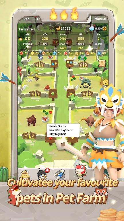 Ulala: Idle Adventure poster 4