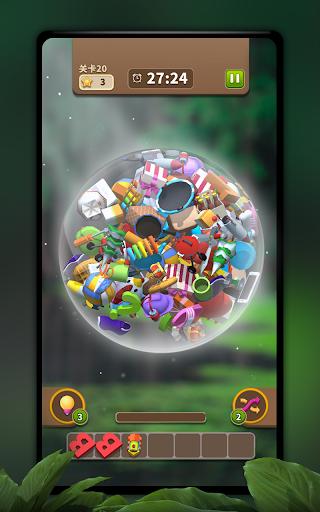 Match Triple Bubble - Match 3D & Master Puzzle  screenshots 17