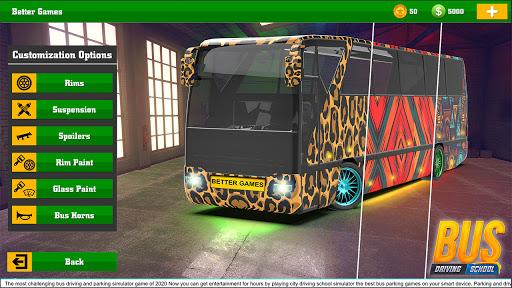 Bus Driving Simulator Games : Coach Parking School 1.7 screenshots 14