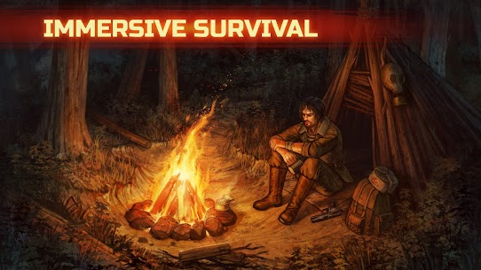 Day R Survival MOD (Caps/Covers/Free Caft) 1