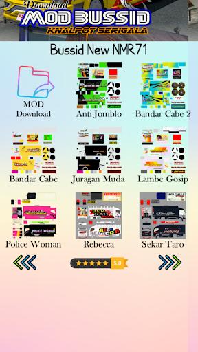 Download Mod Bussid Knalpot Serigala 1.0 Screenshots 3