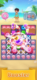 Jellipop Match-Decorate your dream island! 1