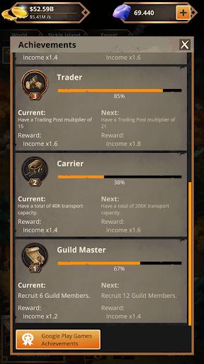 Idle Trading Empire 1.2.3 screenshots 4