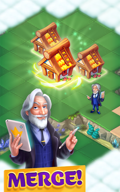 EverMerge: Merge 3 Puzzle poster 1