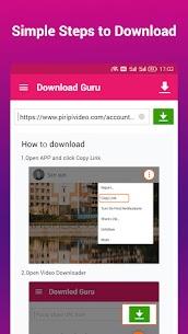 Video Downloader & Player, Locker – Download Guru 3