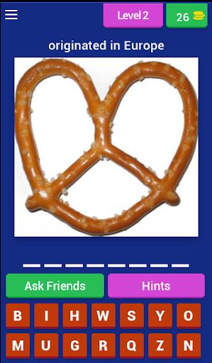 Foodie Dessert Quiz (Food Quiz Game)  screenshots 2
