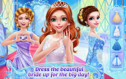 Ice Princess - Wedding Day apkmartins screenshots 1